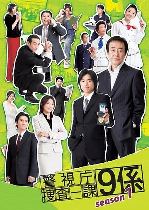 Keishicho Sosa Ikka 9 Gakari 2006 (Japan)