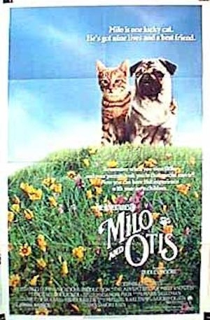 The Adventures of Milo and Otis 1986 (Japan)