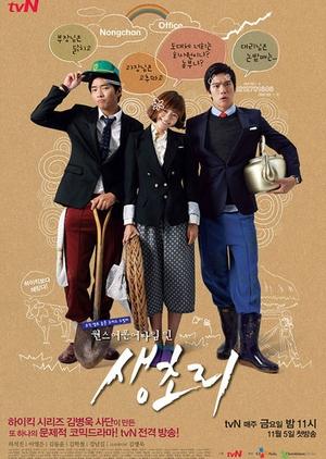 Once Upon a Time in Saengchori 2010 (South Korea)