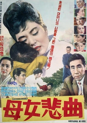 The Elegy of the Mother and Daughter 1965 (South Korea)