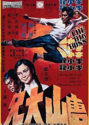 The Big Boss 1971 (Hong Kong)