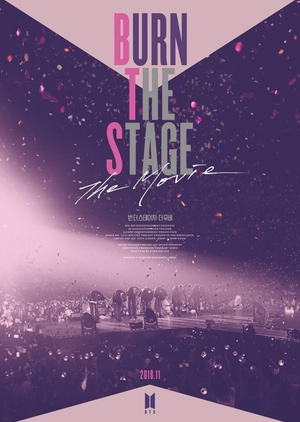 Burn The Stage: The Movie 2018 (South Korea)