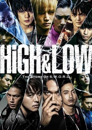 HiGH&LOW (Japan) 2015