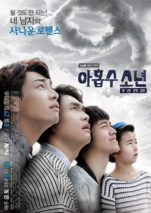 Plus Nine Boys (South Korea) 2014