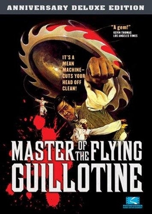 Master of the Flying Guillotine 1976 (Taiwan)