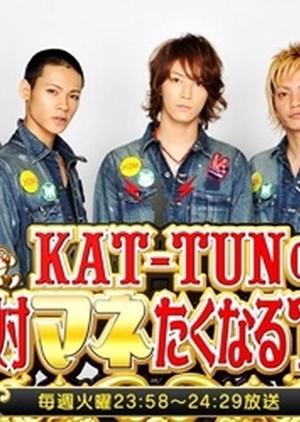 KAT-TUN no Zettai Manetaku Naru 2011 (Japan)