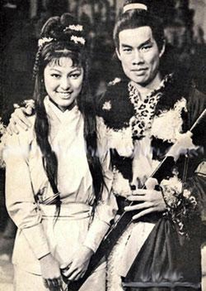 The Legend of the Condor Heroes 1976 (Hong Kong)