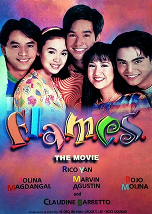 Flames: The Movie 1997 (Philippines)
