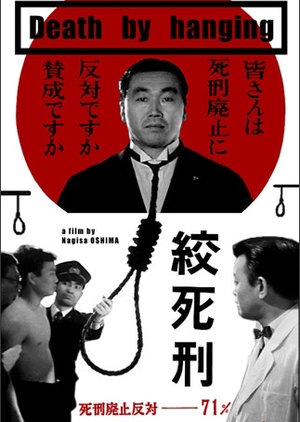 Death by hanging 1968 (Japan)