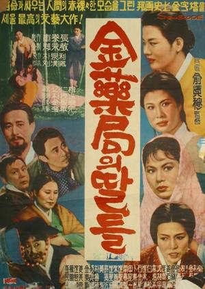 Kim's Daughters 1963 (South Korea)