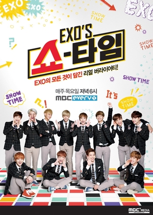 EXO's Showtime 2013 (South Korea)
