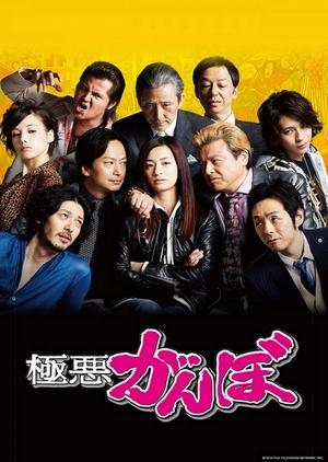 Gokuaku Ganbo (Japan) 2014