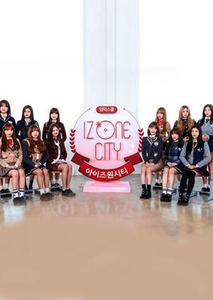 IZ*ONE CITY 2019 (South Korea)