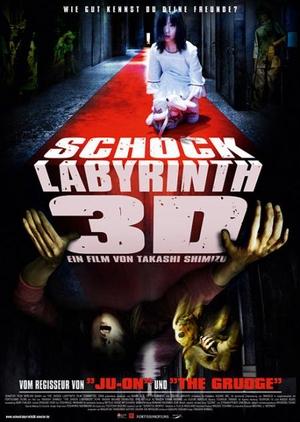 The Shock Labyrinth 2009 (Japan)