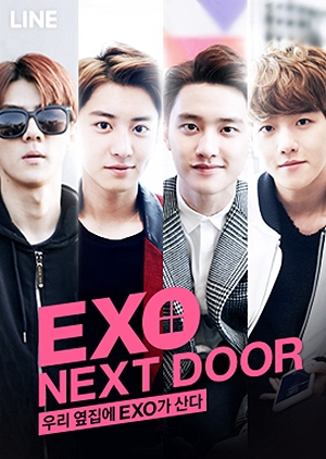 EXO Next Door (South Korea) 2015