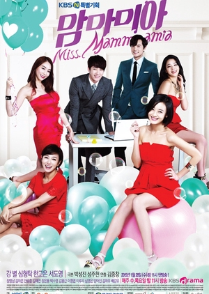 Miss Mamma Mia (South Korea) 2015