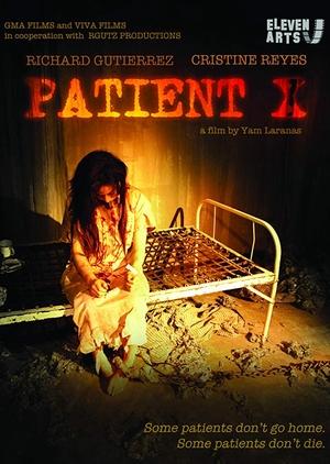 Patient X 2009 (Philippines)