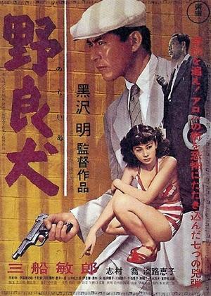 Stray Dog 1949 (Japan)