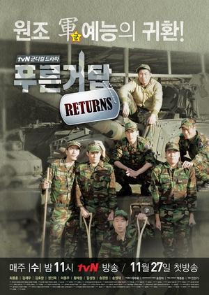 Blue Tower Returns (South Korea) 2013