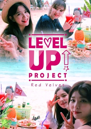 Red Velvet -  Level Up! Project 2017 (South Korea)