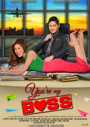You're My Boss 2015 (Philippines)