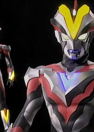 Ultraman Ginga S (Japan) 2014