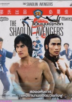 The Shaolin Avengers 1976 (Hong Kong)
