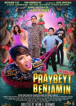The Amazing Praybeyt Benjamin 2014 (Philippines)