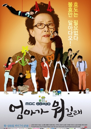 What is Mom 2012 (South Korea)