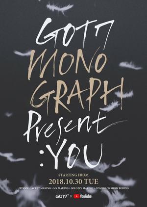 GOT7 Monograph Present: You 2018 (South Korea)