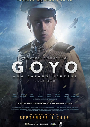 Goyo: The Young General 2018 (Philippines)