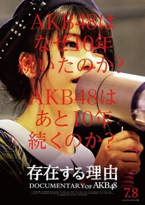 Raison D'etre: Documentary of AKB48 2016 (Japan)