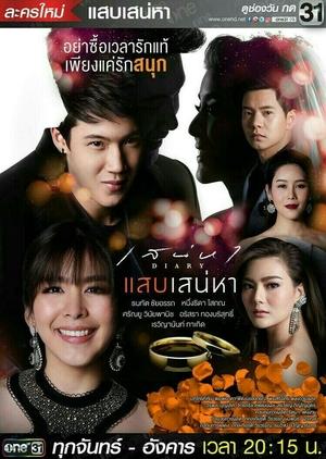 Sanaeha Diary Series: Saeb Sanaeha (Thailand) 2017