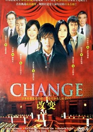 CHANGE 2008 (Japan)