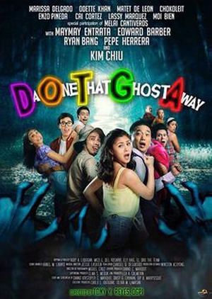 DOTGA: da one that ghost away 2018 (Philippines)