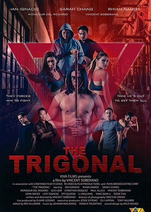 The Trigonal: Fight for Justice 2018 (Philippines)