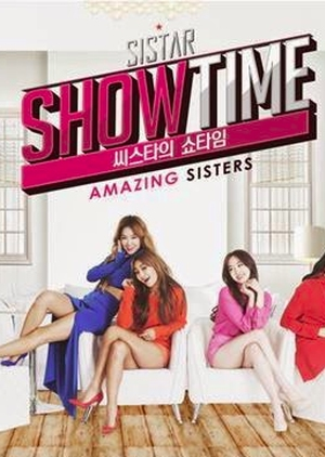 Sistar Showtime 2015 (South Korea)