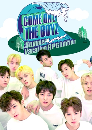 Come On ! THE BOYZ: Summer Vacation RPG 2018 (South Korea)