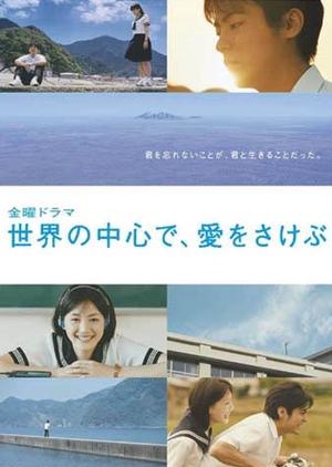 Sekai no Chuushin de, Ai wo Sakebu SP 2004 (Japan)