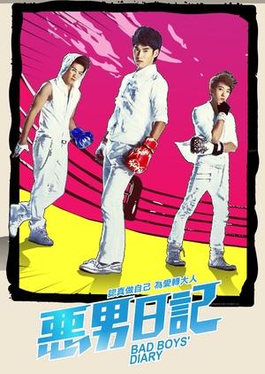 Bad Boys' Diary 2013 (Taiwan)