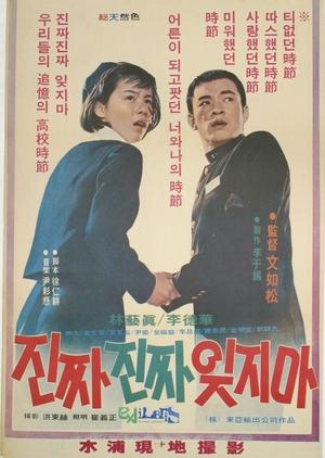 Never Forget Me 1976 (South Korea)