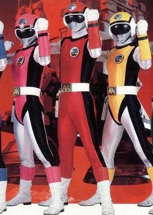 Choushinsei Flashman: Big Rally! Titan Boy! 1987 (Japan)