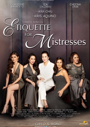 Etiquette for Mistresses 2015 (Philippines)