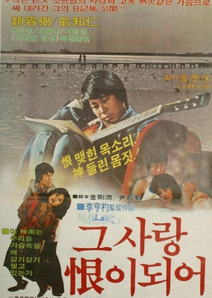 Love Becomes Bitterness 1981 (South Korea)