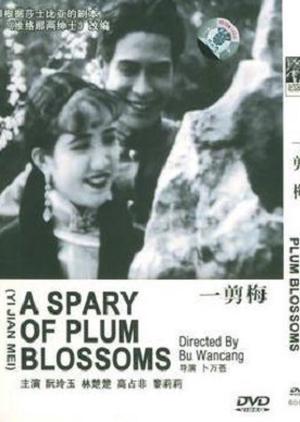 A Spray of Plum Blossoms 1931 (China)