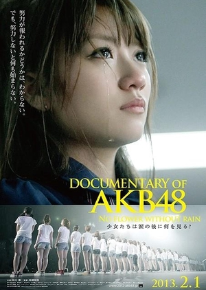 Documentary of AKB48: No Flower Without Rain 2013 (Japan)