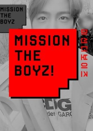 MISSION THE BOYZ Golden Pig SP 2019 (South Korea)