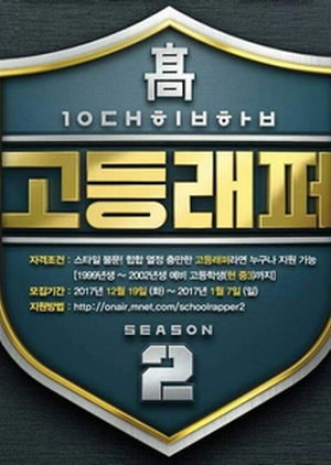 High School Rapper: Season 2 2018 (South Korea)