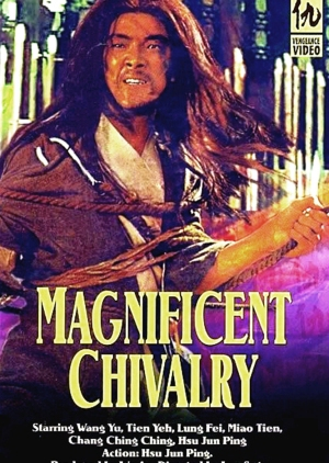 Magnificent Chivalry 1971 (Taiwan)