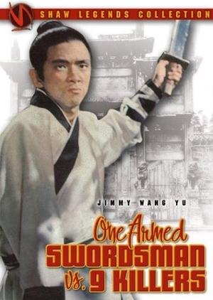 One Armed Swordsman Against Nine Killers 1976 (Taiwan)